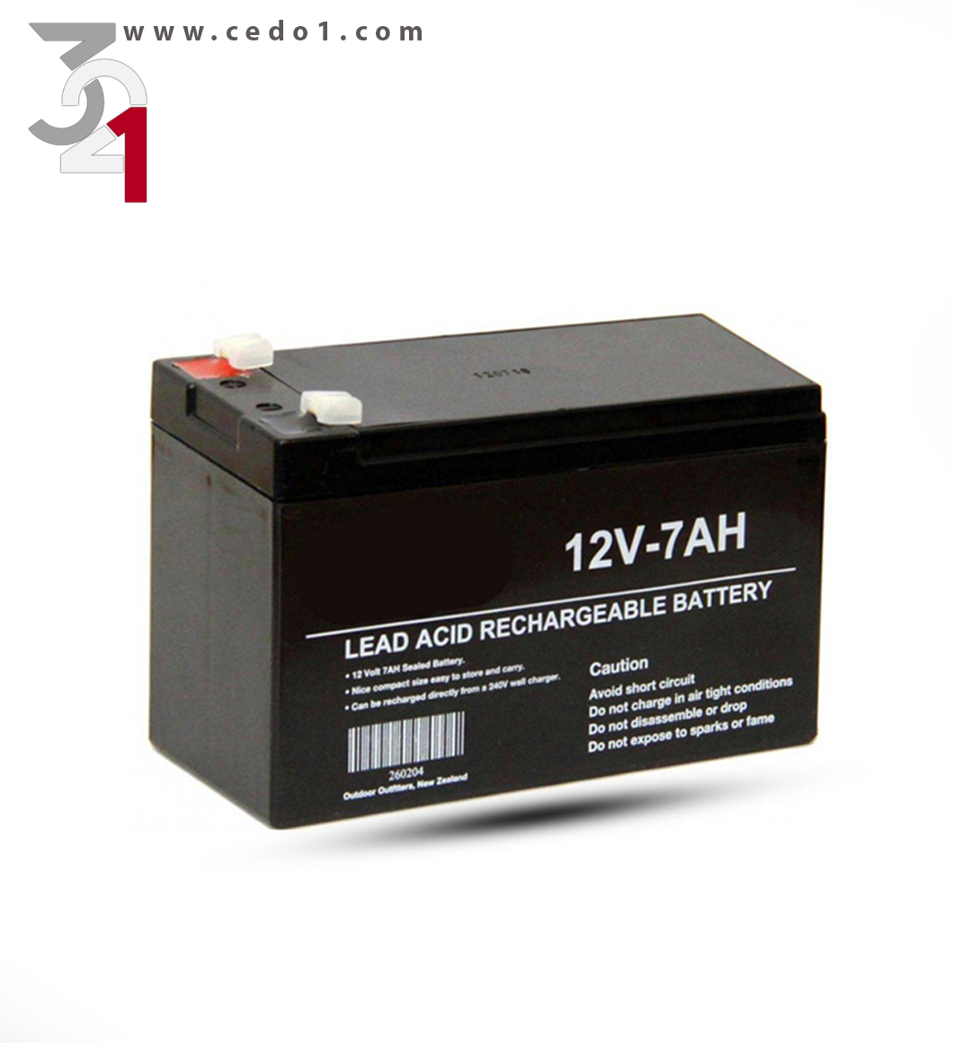 باتری ۱۲ ولت ۷ آمپر
