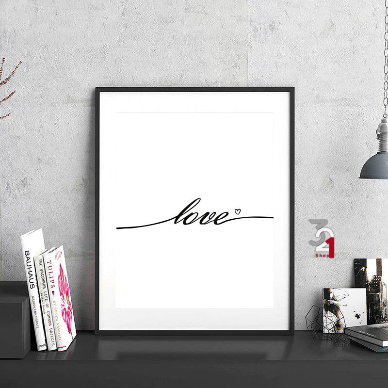 تایپوگرافی love-2