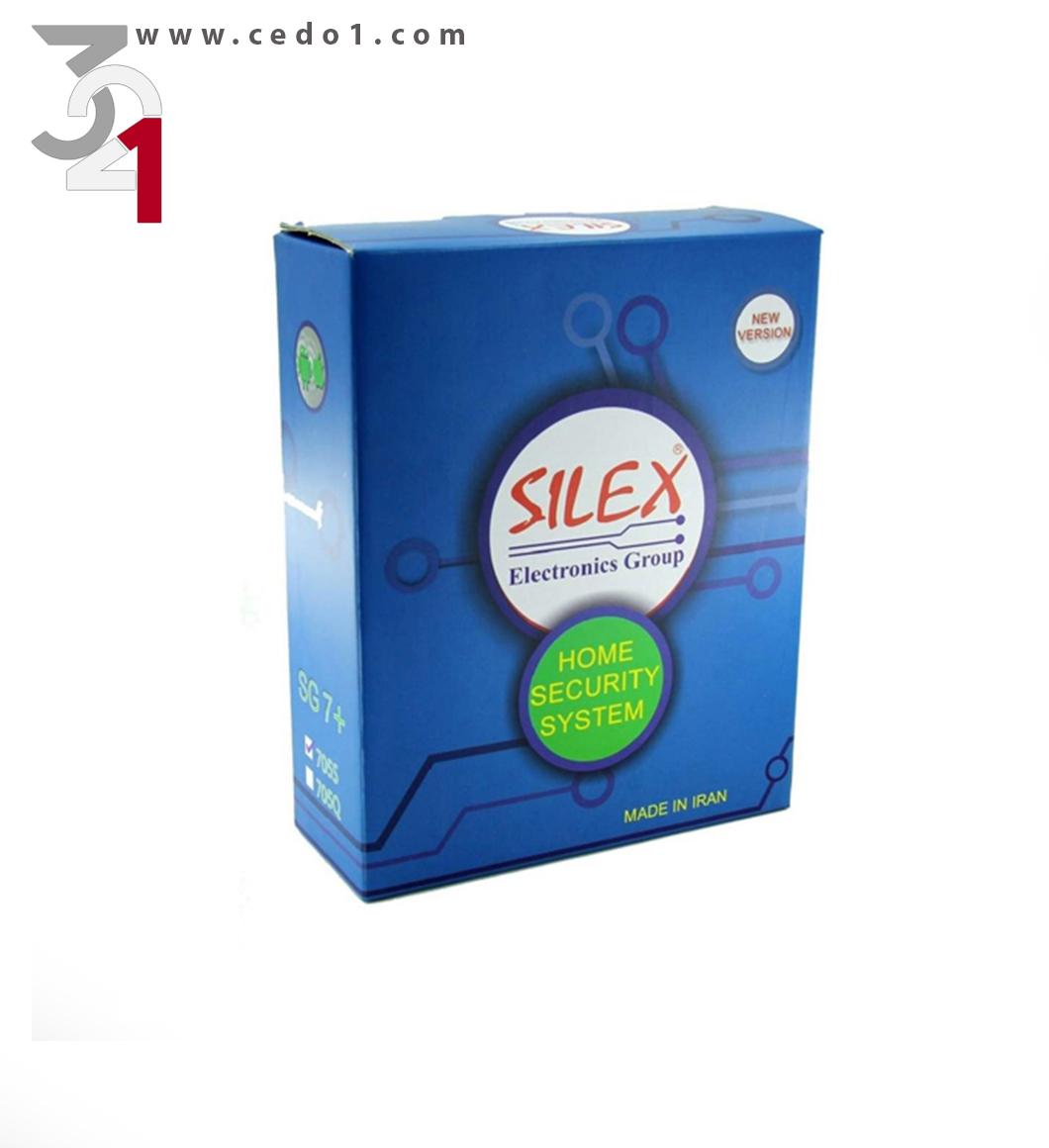 دزدگیر سیمکارتی اماکن سایلکس SILEX SG7
